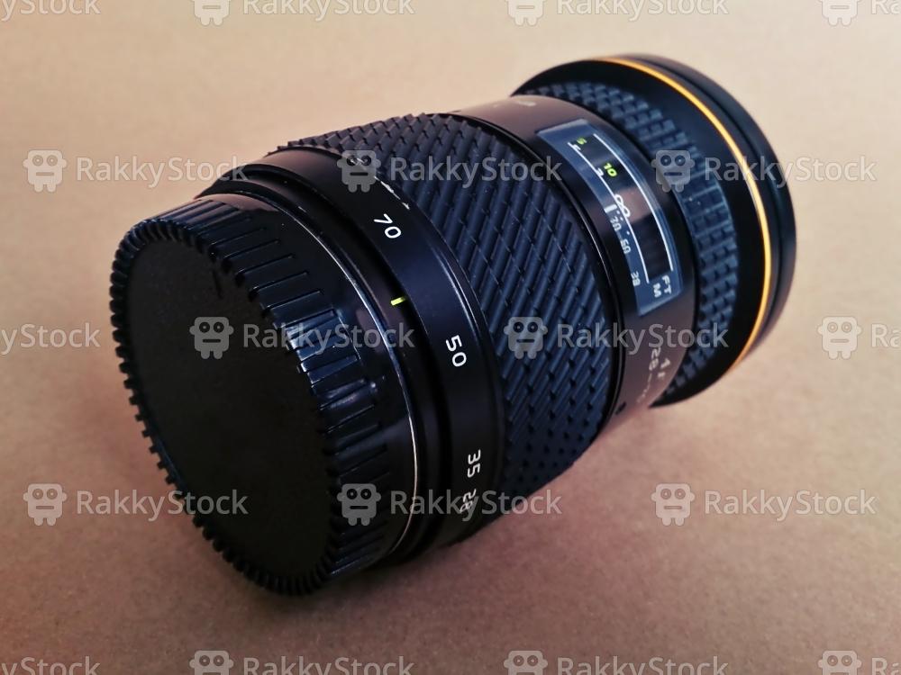 Retro Camera Lens